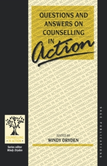 Questions and Answers on Counselling in Action, Paperback
