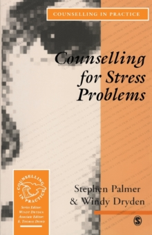 Counselling for Stress Problems : v. 11, Paperback Book