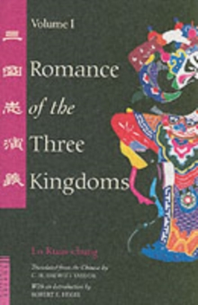 Romance of the Three Kingdoms : v.1, Paperback