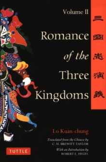Romance of the Three Kingdoms : v.2, Paperback