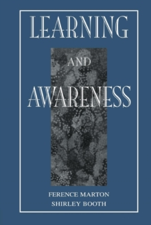Learning and Awareness, Paperback