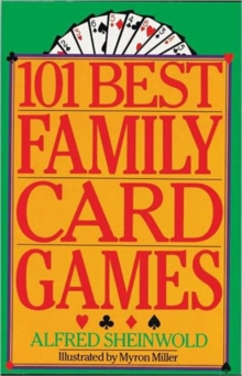 101 Best Family Card Games, Paperback