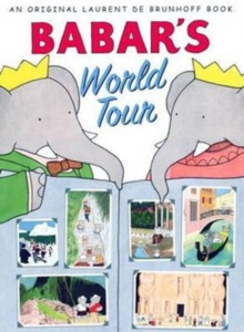 Babar's World Tour, Hardback