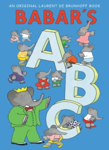 Babars ABC, Paperback Book