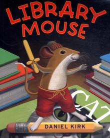 Library Mouse, Paperback