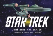 """Star Trek"" : The Original Series 365, Hardback"