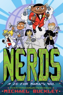 NERDS : M is for Mama's Boy Bk. 2, Paperback
