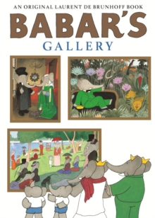 Babar's Gallery, Paperback