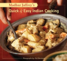 Madhur Jaffrey's Quick and Easy Indian, Paperback