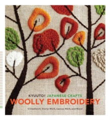 Kyuuto! Japanese Crafts! Embroidery, Paperback