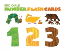 Eric Carle Numbers Flashcards 123, Cards