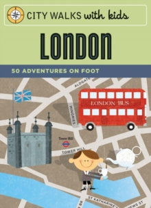 London : 50 Adventures by Foot, Cards