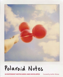 Polaroid Notes : 20 Different Notecards and Envelopes, Diary