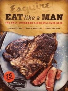 Eat Like a Man, Hardback