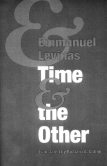 Time and the Other, Paperback