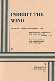 Inherit the Wind, Paperback