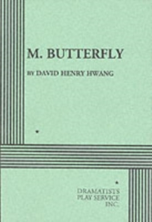 M. Butterfly, Paperback