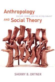Anthropology and Social Theory : Culture, Power, and the Acting Subject, Paperback