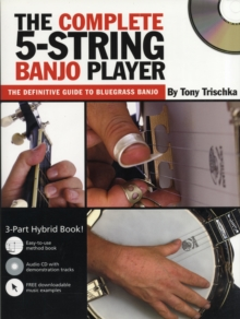 The Complete 5-string Banjo Player, Mixed media product