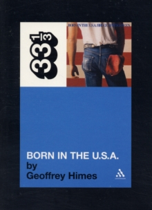 Bruce Springsteen's Born in the USA, Paperback