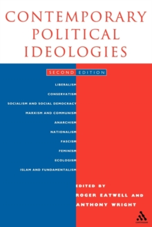 Contemporary Political Ideologies, Paperback