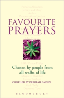 Favourite Prayers, Paperback