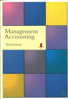 Management Accounting, Paperback