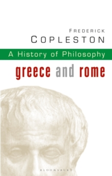 History of Philosophy : Greece and Rome Vol 1, Paperback