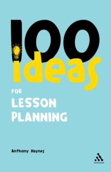 100 Ideas for Lesson Planning, Paperback