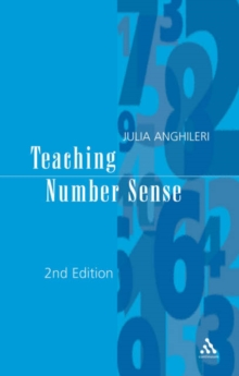 Teaching Number Sense, Paperback