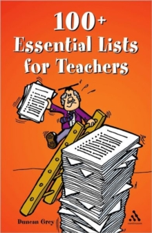 100 Essential Lists for Teachers, Paperback Book
