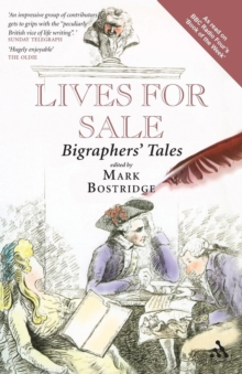 Lives for Sale : Biographers' Tales, Paperback