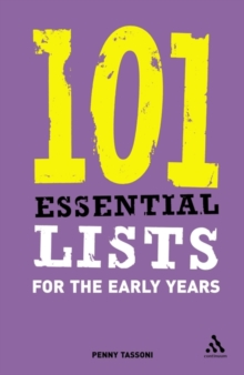 101 Essential Lists for the Early Years, Paperback