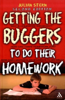 Getting the Buggers to Do Their Homework, Paperback