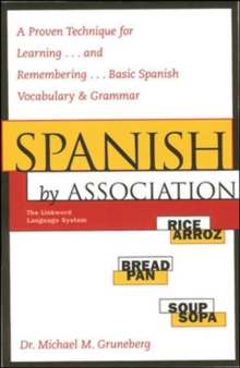 Spanish by Association, Paperback