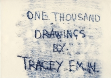 One Thousand Drawings by Tracey Emin, Hardback