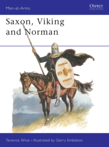 Saxon, Viking and Norman, Paperback Book