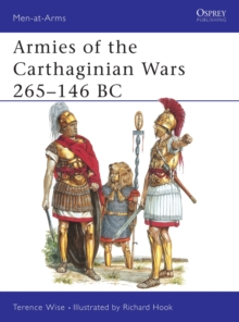 Armies of the Carthaginian Wars, 265-146 B.C., Paperback