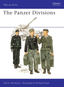 The Panzer Divisions, Paperback Book