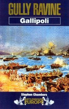 Gallipoli : Gully Ravine, Paperback Book