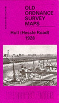 Hull (Hessle Road) 1928 : Yorkshire Sheet 240.06, Sheet map, folded Book