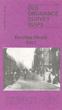 Dundee (West) 1901 : Forfarshire Sheet 54.05, Sheet map, folded Book