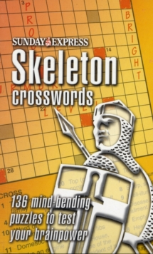 """Daily Express"" Skeleton Crossword : Bk. I, Paperback"
