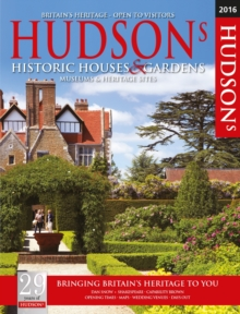 Hudson's Historic Houses & Gardens, Castles and Heritage Sites, Paperback