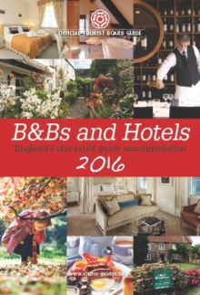 B&B's and Hotels : The Official Tourist Board Guides, Paperback
