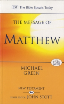 The Message of Matthew, Paperback
