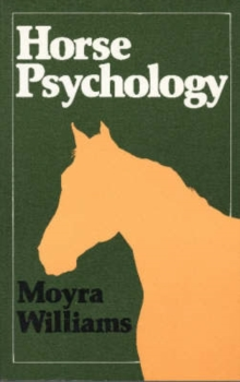 Horse Psychology, Paperback Book