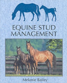 Equine Stud Management : A Textbook for Students, Paperback