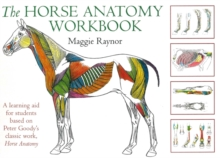 The Horse Anatomy Workbook : A Learning Aid for Students Based on Peter Goody's Classic Work, Horse Anatomy, Spiral bound
