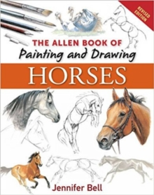 The Allen Book of Painting and Drawing Horses, Paperback